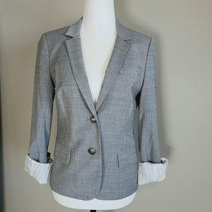 Talula Aritzia Blazer light gray Size 4 Wool